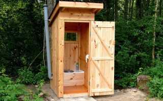 Если приснился уличный туалет или унитаз