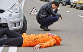 Во сне сбила человека машина: что сонник говорит об этом