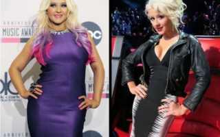 Кейт Уинслет, Адель, Кристина Агилера и другие звёзды, которые сильно изменились после кардинального похудения
