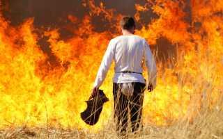 Значения по сонникам, к чему снится тушить огонь водой