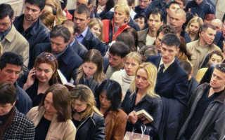 К чему снится толпа людей на улице или в помещении