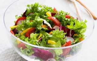 Трактование салата в различных сонниках