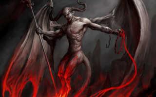К чему снится демон мужчине и женщине: мнение сонников