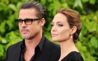 Развенчиваем мифы об отношениях самой известной пары, Брэда Питта и Анджелины Джоли