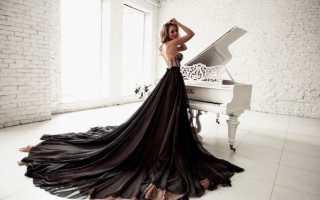 К чему снится черное свадебное платье: толкование сна