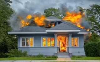 Сонник: к чему снится пожар чужого дома женщинам и мужчинам