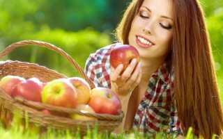 Толкование разных сонников, к чему снится есть яблоки