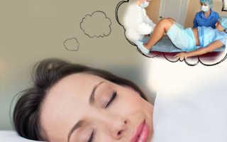 Что означает принимать роды во сне для девушки, женщины и мужчины