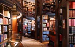 К чему снится библиотека и много книг по соннику