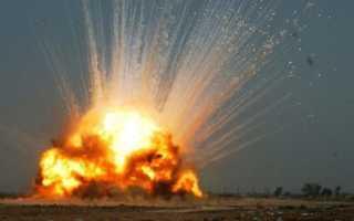 К чему снится взрыв и огонь: версии разных сонников