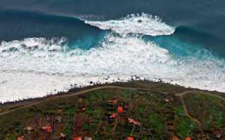 К чему снится цунами: значение по сонникам