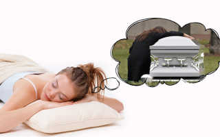 К чему снится умирающий человек: трактовка сонников