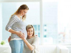 матери снится беременная дочь