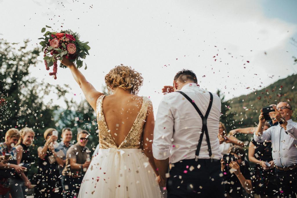 свадьба друга