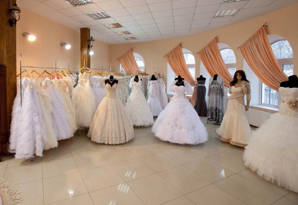 выбирать свадебного платье замужней