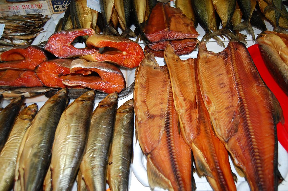 К чему снится соленая рыба женщине