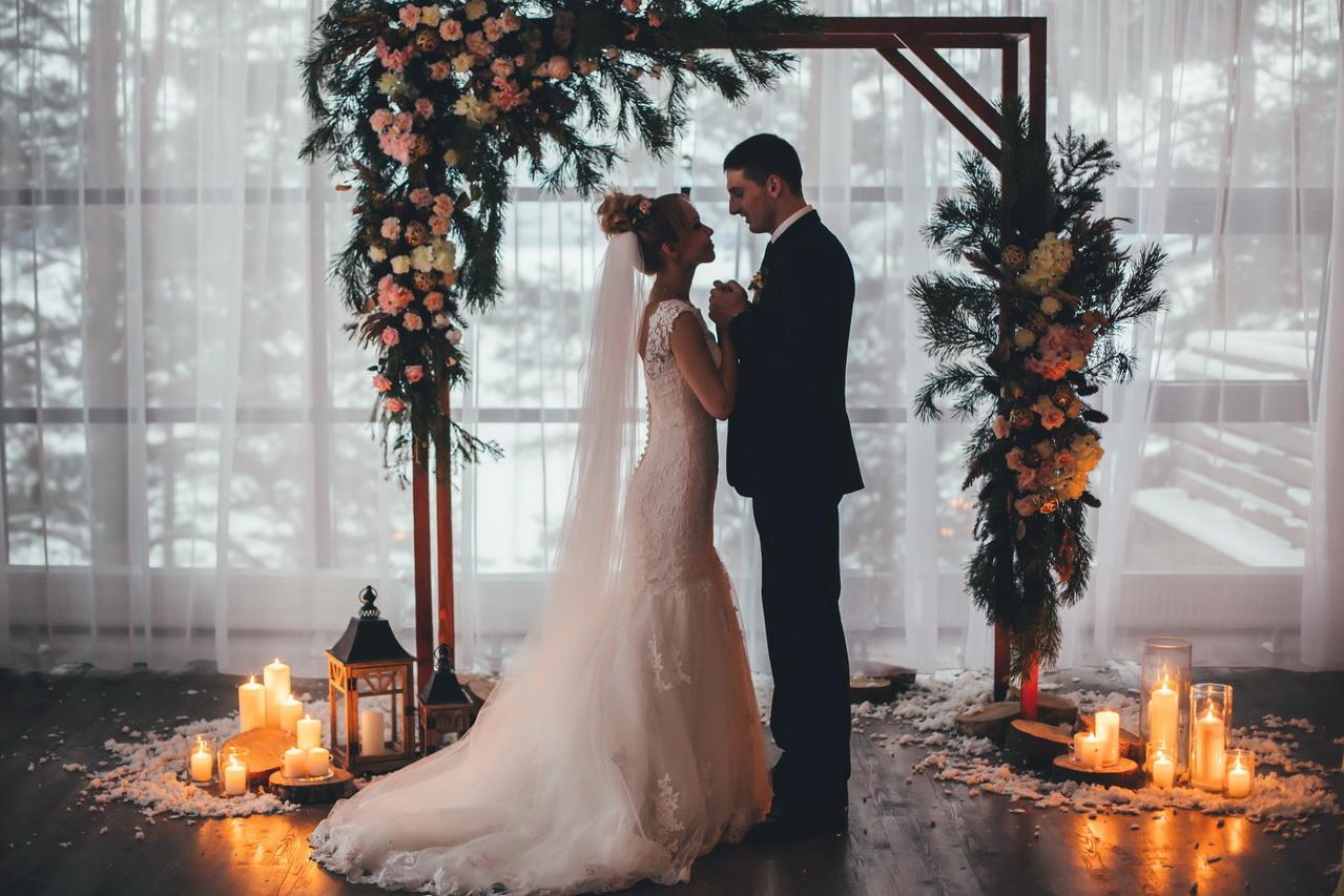 События на свадьбе