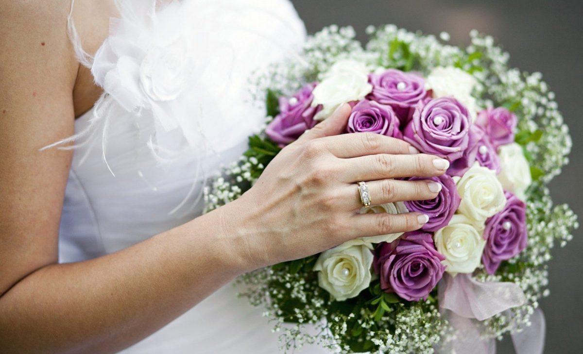 Свадьба с любимым человеком